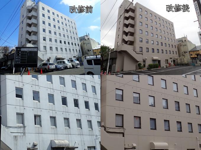 ホテル小田島改修